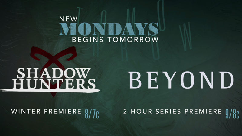 Shadowhunters - We Know Exactly What You'll Be Doing Tomorrow Night! - Up Next Thumb