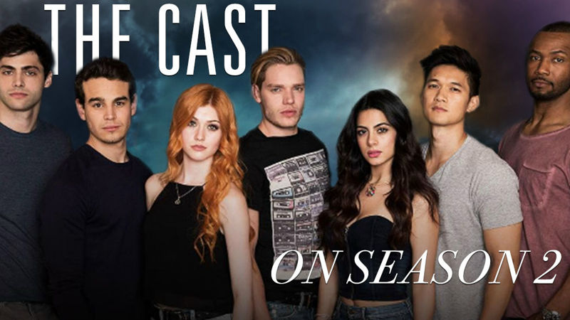 Shadowhunters - This Video Of The Cast Talking About Season 2 Will Cure Your Post-Christmas Blues!  - Thumb