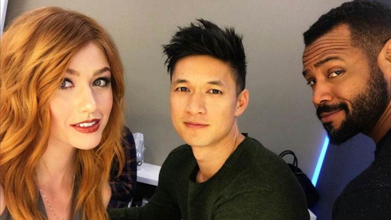 Shadowhunters - Check Out How The Shadowhunters Cast Has Been Getting Ready For Season 2! - Thumb