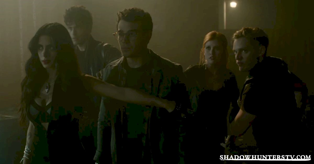 Shadowhunters - 18 Things You Might Have Missed From Episode Five! - 1017