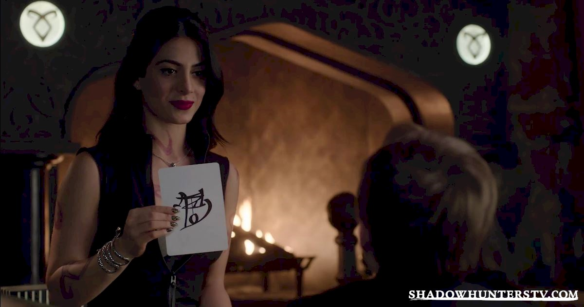 Shadowhunters - Episode Six: Check Out These Adorable Photos Of The Lightwood Family - 1005