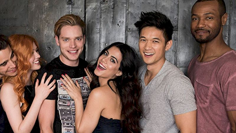 Shadowhunters - This Just In: Live Periscope Chat with Isaiah, Katherine and Harry tonight! - Thumb