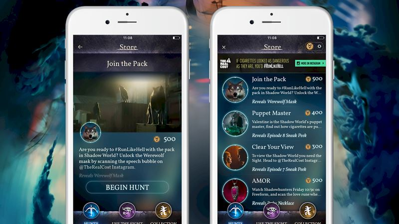 """Shadowhunters - Join The Hunt: New Hunt Released """"Join the Pack""""! - Thumb"""