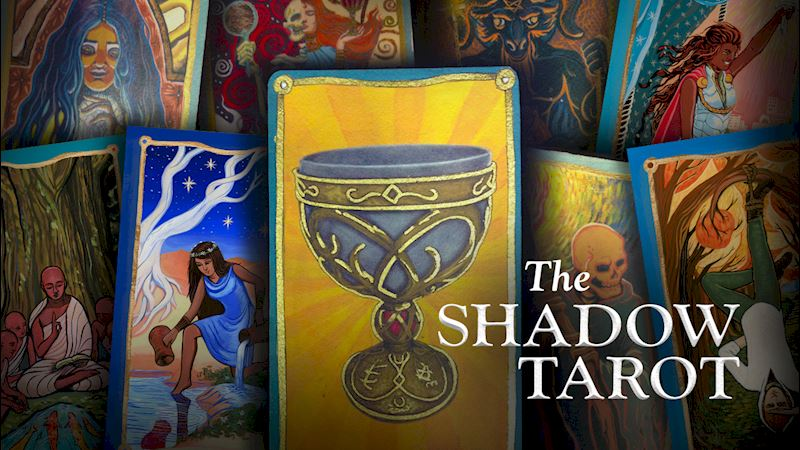 Shadowhunters - Have Your Cards Read With The Shadow Tarot!  - Thumb