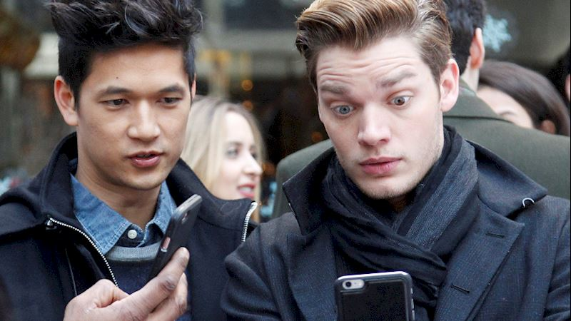 Shadowhunters - Do This Cool Thing: Retweet to Remind! - Thumb