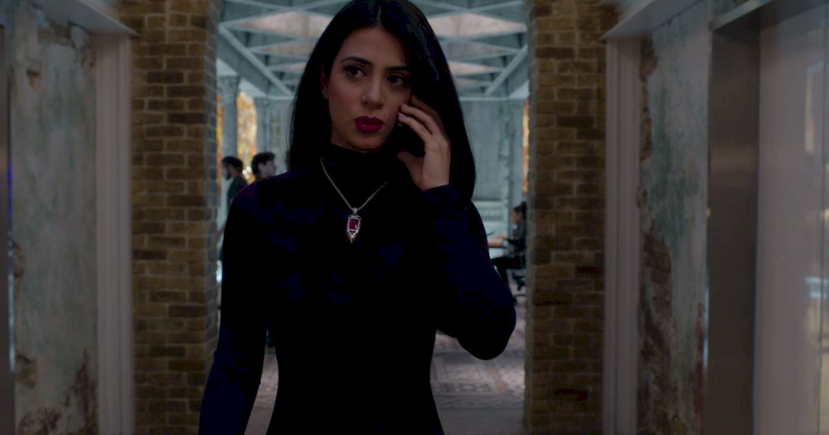 Shadowhunters - Episode 9: 30 Magical Moments You Might Have Missed! - 1006