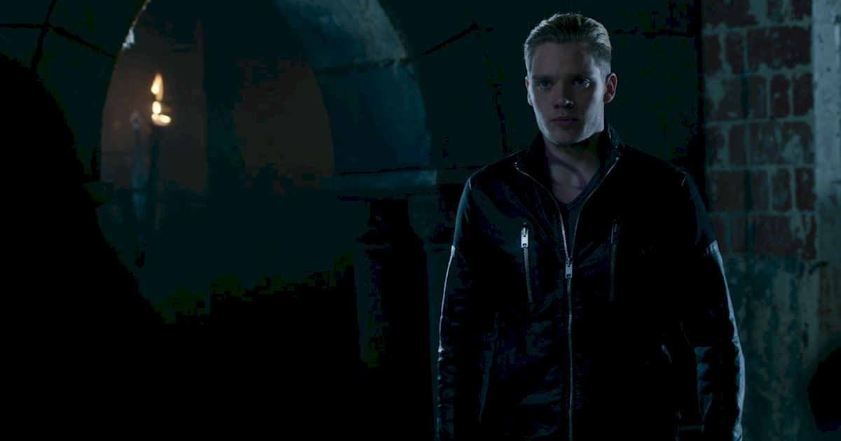 Shadowhunters - The 8 Emotional Stages Of Watching A Parabatai Fight! - 1001