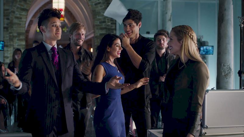 Shadowhunters - [GIFs] 9 Things You Would Do For Your BFF - Thumb