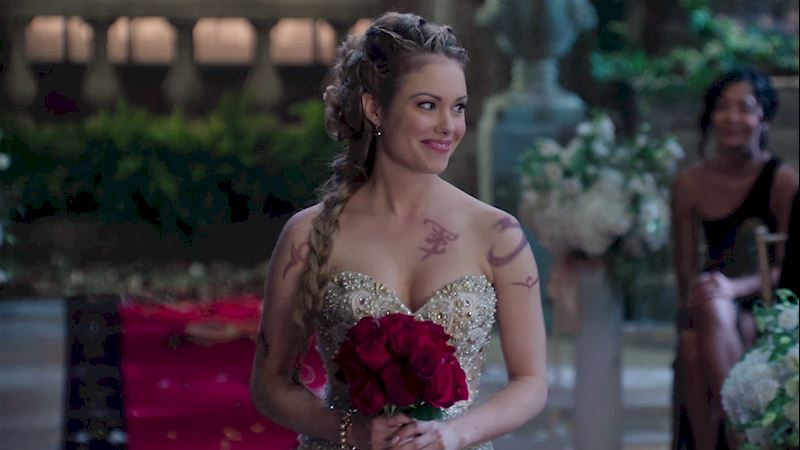 Shadowhunters - 22 Reasons Why Lydia Is The Perfect Bride! - Thumb