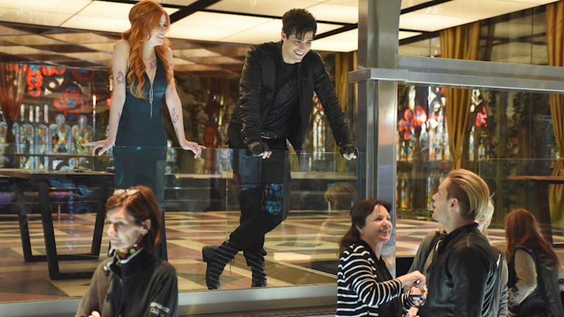 Shadowhunters - Behind The Scenes Of Morning Star! Still Looking Better Than The Widows Of Their Enemies! - Thumb