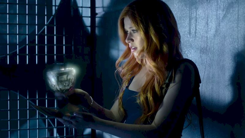 Shadowhunters - Who Looks Best Holding The Mortal Cup? - Thumb