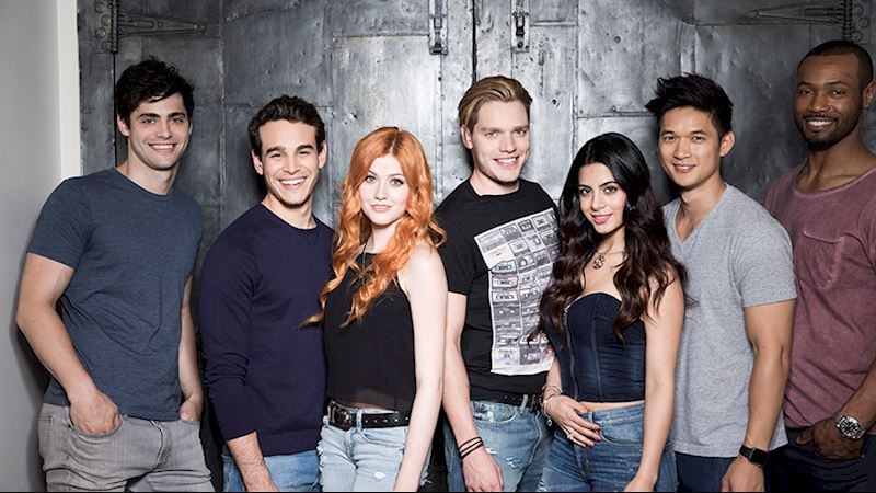 Shadowhunters - LIVE NOW! Follow Along with the Cast and Writers As We Watch the Finale!  - Thumb