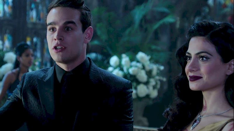 Shadowhunters - QUIZ: Are You A True Shadowhunter Fan? Match The Line To The Character! - Thumb