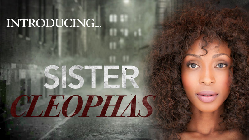 Shadowhunters - Casting Announcement: Lisa Berry Will Be Playing Sister Cleophas On Shadowhunters! - Thumb