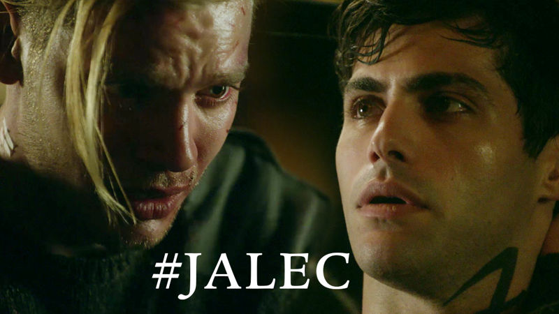 Shadowhunters - Relive Every Precious And Heartbreaking Moment Of Jalec In S2E3 With Us Right Now! - Thumb