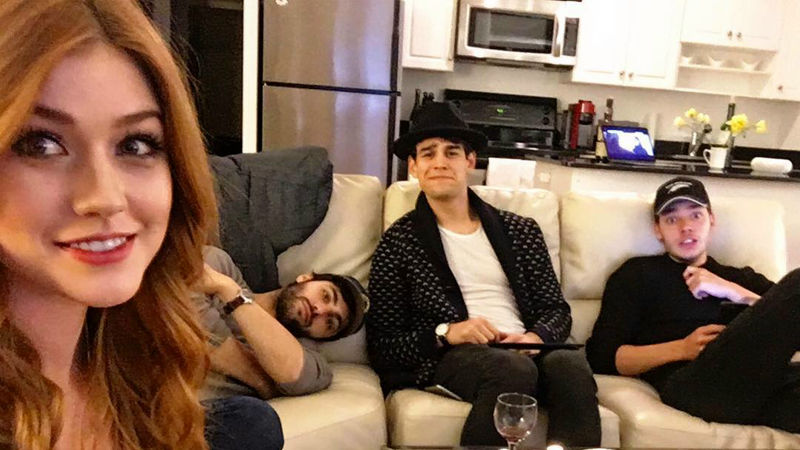 Shadowhunters - 17 Times The Shadowhunters Cast Made Us Jealous Of Their Lives This Week! - Thumb