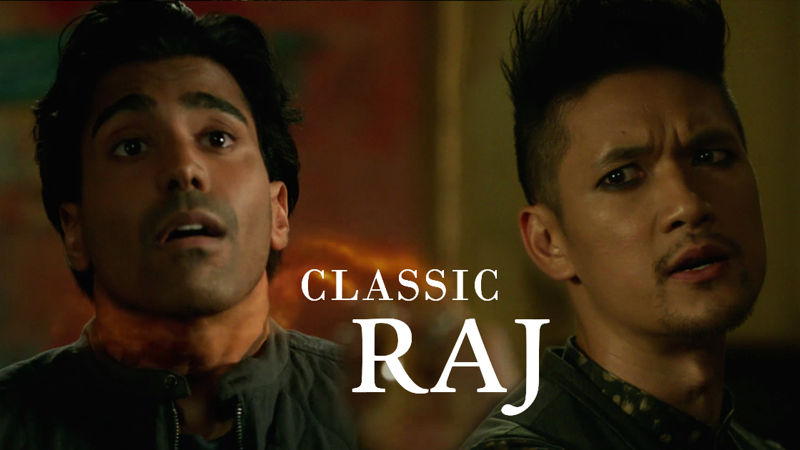 Shadowhunters - 12 Times Raj Was Your LEAST Favorite Person In S2E3! - Thumb