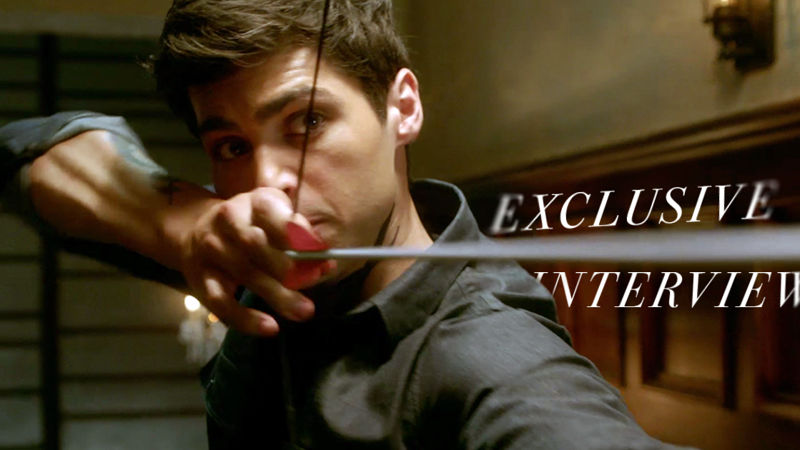 Shadowhunters - EXCLUSIVE! Co-EP Jamie Gorenberg Breaks Down The Intense Episode 'Day of Wrath'! - Up Next Thumb