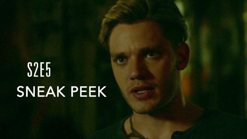 Shadowhunters - S2E5 Sneak Peek: Jace And Clary Argue About Bringing Jocelyn Back From The Dead! - Thumb
