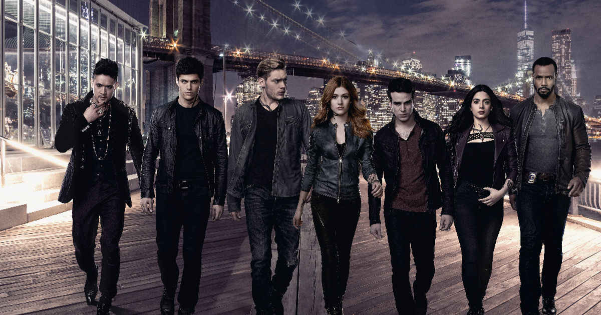 Shadowhunters - Welcome To The Amazing New Shadowhunters Website! - 1001