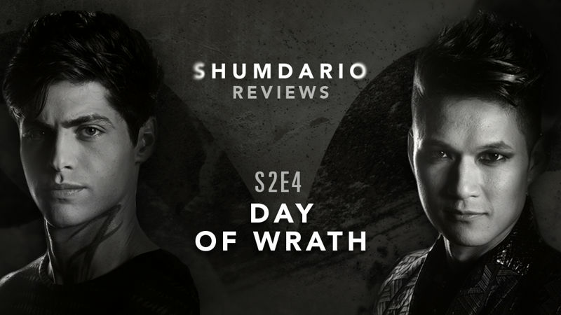 "Shadowhunters - ShumDario News Reviews: S2E4 ""Day of Wrath"" - Thumb"